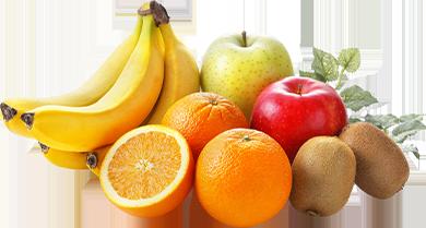 果物やプチトマトなどの野菜