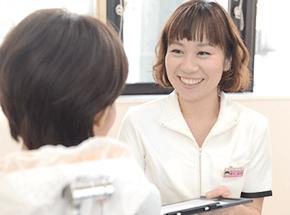 よしむらファミリー歯科の女性スタッフ