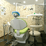 よしむらファミリー歯科の院内設備