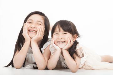 子供の姉妹